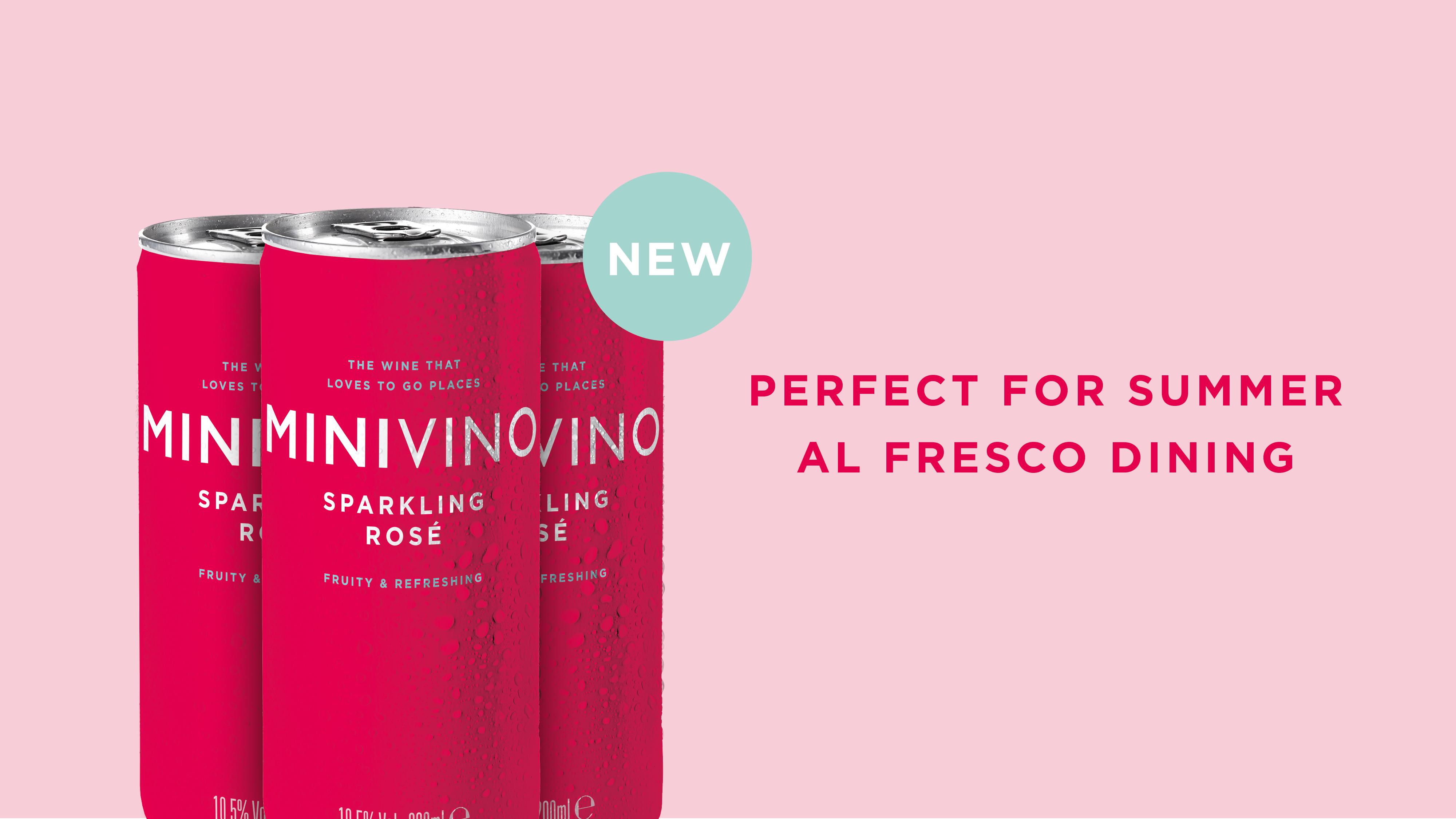 Minivino Sparkling Can