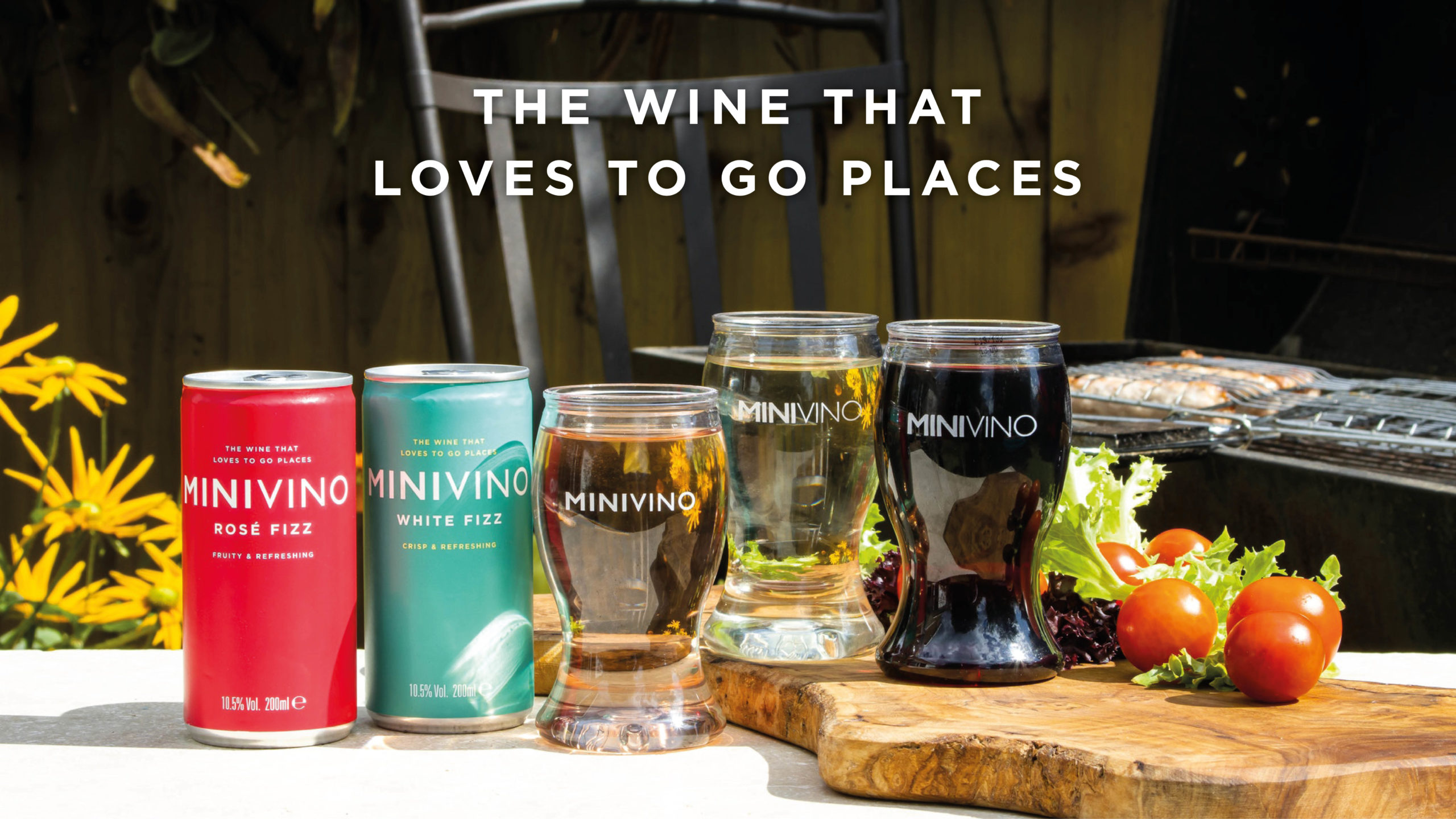 MINIVINO the wine that loves to go places